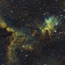 Melotte15 / Heart Nebula / IC1805,                                yamagiri