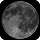 Full Worm Moon with the eVscope, March 28, 2021,                                psychwolf