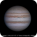 Jupiter and Io II,                                bunyon
