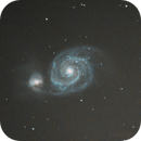 M51  - Whirlpool Galaxy,                                Dario Iraci