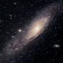 M31 Andromeda,                                AstroDirk