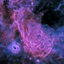 NGC2032 -  NGC2020 - NGC2014,                                Michel Lakos M.