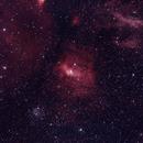 Bubble Nebula NGC7635,                                Damian Costello