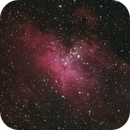 M16 Eagle Nebula,                                Alan Coffelt