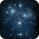 M45 - The Pleiades,                                Timothy Martin & Nic Patridge