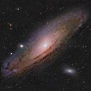 M31 - The mighty Andromeda Galaxy,                                Sektor
