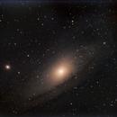M31 Andromedagalaxie,                                Patrick Hof