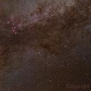 Cygnus and Surroundings Widefield,                                Gabriel R. Santos (grsotnas)