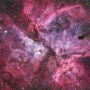 NGC3372,                                Songyu Jia-贾淞寓