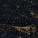 OSC in HOO / NGC6979 Veil Nebula / Pickering's Triangle,                                KiwiAstro