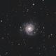 M74 Galaxy,                                Serge