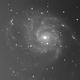 M101 Pinwheel,                                MeldorAstro