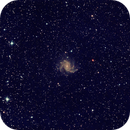Fireworks Galaxy,                                Jaysastrobin