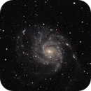 M101: The Pinwheel Galaxy (2020),                                Daniel Tackley