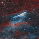 NGC2736 Pencil Nebula,                                KaedekaShizuru
