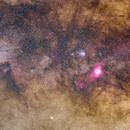 The Galactic Center,                                Yu-Peng Chan
