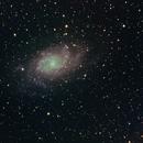 M33 Galassia Triangolo,                                Enrico Benatti