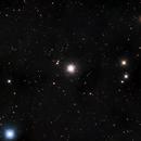 M53 LRGB from Light Poluted Site,                                jerryyyyy