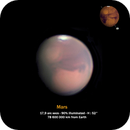 Mars - a quickly shrinking SPC,                                MAILLARD