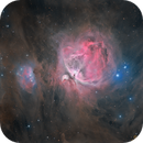 M42 - Orion Nebula,                                Magellan_Team
