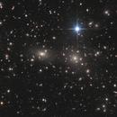Coma cluster,                                CoFF
