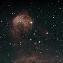 NGC 3324 Gabriela Mistral Nebula 06-05-2021,                                Wagner