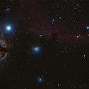 Horsehead Nebula,                                Jeff M.
