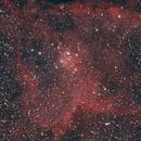 The Heart Nebula,                                Greg Trotter