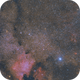 NGC 7000 with Deneb,                                Andres Noriega
