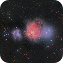 M42-1st Light Stellarvue SV70T,                                Bob J
