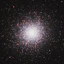 M 13 - LRGB Test,                                Lars Stephan