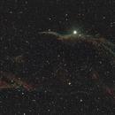 NGC6992 – Eastern Veil Nebula,                                Tom914