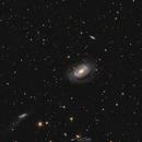 NGC 4725,                                Paweł Radomski