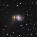 M51 widefield,                                Enol Matilla