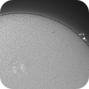 Sun in Halpha with AR2773 - September 28, 2020,                                JDJ
