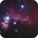 Horsehead Nebula,                                Julien Lana