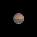 Mars on October 22, 2020,                                JDJ