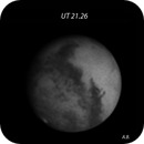 Mars 2020.11.08 R Channel from UT 20.08 to 21.26,                                Alessandro Bianconi
