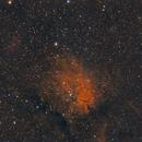 Sh2-86 ou NGC 6820,                                João Gabriel Fonseca Porto