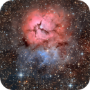 Messier 20 - NGC6514,                                Ricardo Pereira