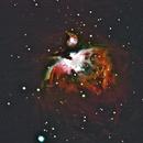 Der Grosse Orionnebel_Messier 42,                                Silkanni Forrer