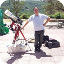 Me and my setup - Madonie starparty 2014,                                Salvopa