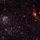 M52 and NGC7635,                                mangel19