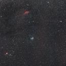 Cometa Lovejoy 2014 Q2 - a wide field portrait,                                Stefano Pesci