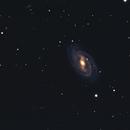 M109 in Ursa Major,                                 degrbi