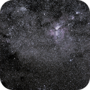 Eta Carinae Region,                                GlaucoH