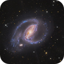 NGC1097,                                Philippe BERNHARD