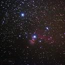 Horsehead & Flame Nebula with EQ1,                                Alessio Vaccaro