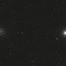 M53 and NGC5053 - Balance,                                pete_xl