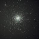 Messier 3,                                Enrico Pangrazi